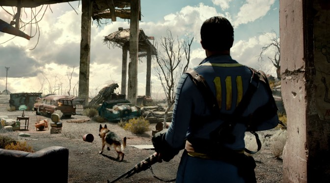 Fallout 4 – The Wanderer