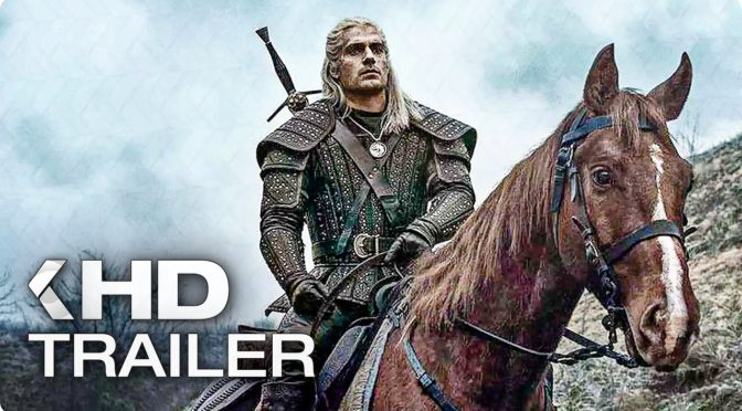 The Witcher TV Serie Trailer