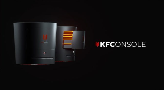 KFConsole: Power Your Hunger